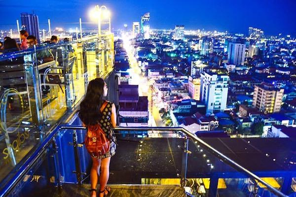 프놈펜 스카이바
